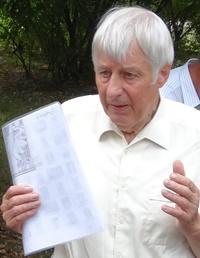 Klaus Duntze vermittelte immer sehr behutsam, aber eindringlich sein Anliegen